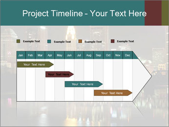 Night lights City PowerPoint Templates - Slide 25