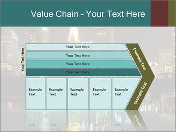 Night lights City PowerPoint Templates - Slide 27