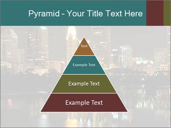 Night lights City PowerPoint Templates - Slide 30