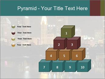 Night lights City PowerPoint Templates - Slide 31
