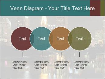 Night lights City PowerPoint Templates - Slide 32