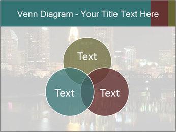Night lights City PowerPoint Templates - Slide 33