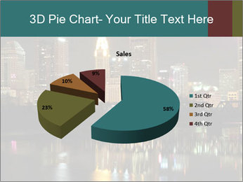 Night lights City PowerPoint Templates - Slide 35