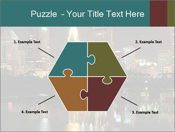 Night lights City PowerPoint Templates - Slide 40