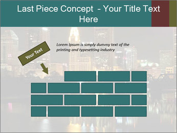 Night lights City PowerPoint Templates - Slide 46