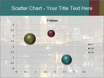 Night lights City PowerPoint Templates - Slide 49