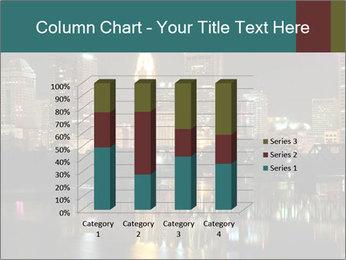 Night lights City PowerPoint Templates - Slide 50