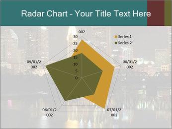 Night lights City PowerPoint Templates - Slide 51