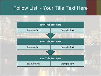 Night lights City PowerPoint Templates - Slide 60
