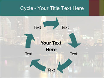 Night lights City PowerPoint Templates - Slide 62