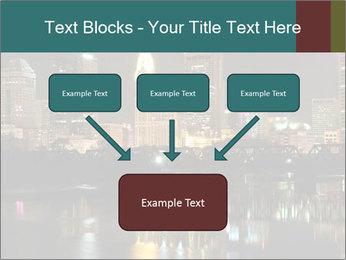 Night lights City PowerPoint Templates - Slide 70