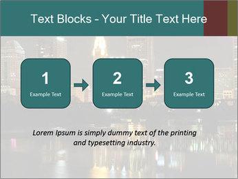Night lights City PowerPoint Templates - Slide 71