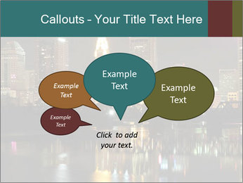Night lights City PowerPoint Templates - Slide 73