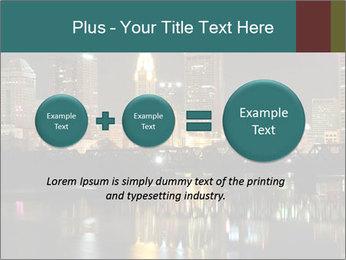 Night lights City PowerPoint Templates - Slide 75
