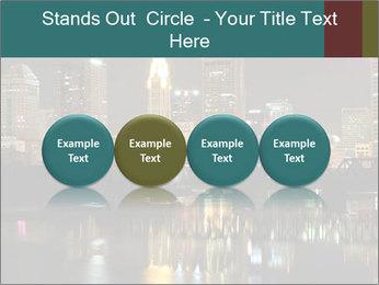 Night lights City PowerPoint Templates - Slide 76