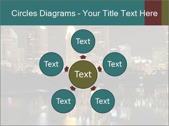 Night lights City PowerPoint Templates - Slide 78