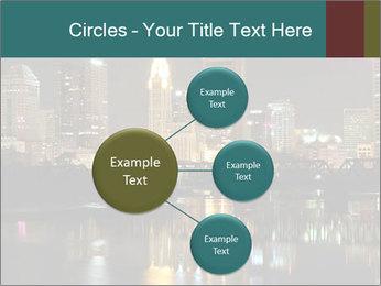 Night lights City PowerPoint Templates - Slide 79