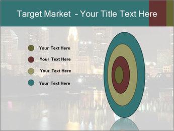Night lights City PowerPoint Templates - Slide 84