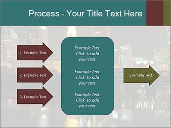 Night lights City PowerPoint Templates - Slide 85
