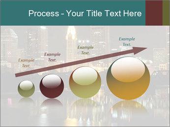 Night lights City PowerPoint Templates - Slide 87
