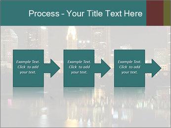 Night lights City PowerPoint Templates - Slide 88