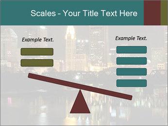 Night lights City PowerPoint Templates - Slide 89