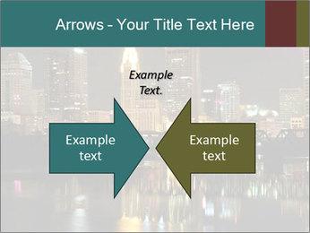 Night lights City PowerPoint Templates - Slide 90