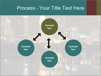 Night lights City PowerPoint Templates - Slide 91