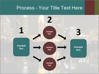 Night lights City PowerPoint Templates - Slide 92