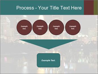Night lights City PowerPoint Templates - Slide 93