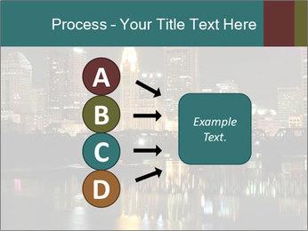 Night lights City PowerPoint Templates - Slide 94