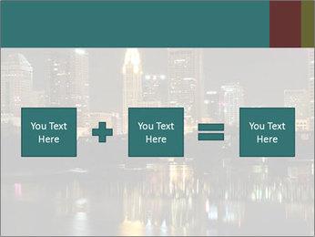 Night lights City PowerPoint Templates - Slide 95