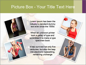 Healthy girl relaxing PowerPoint Templates - Slide 24