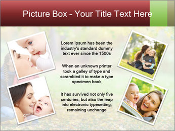 Beautiful autumn park PowerPoint Template - Slide 24