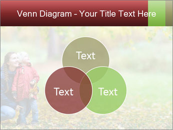 Beautiful autumn park PowerPoint Template - Slide 33