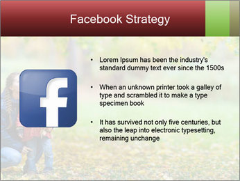 Beautiful autumn park PowerPoint Template - Slide 6