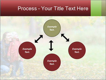 Beautiful autumn park PowerPoint Template - Slide 91