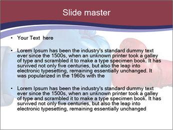 Fighting the establishment PowerPoint Templates - Slide 2