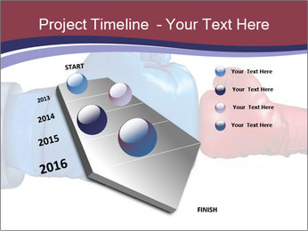 Fighting the establishment PowerPoint Templates - Slide 26