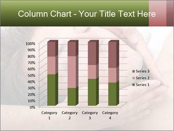 Man enjoying face massage PowerPoint Templates - Slide 50