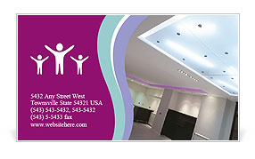 0000093444 Business Card Template