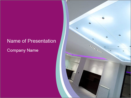 Living room PowerPoint Templates