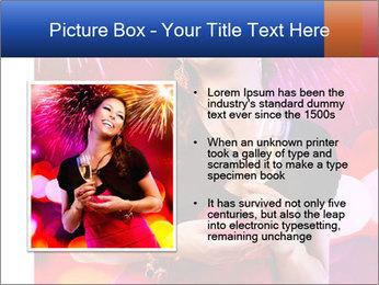 Celebrating Woman PowerPoint Template - Slide 13