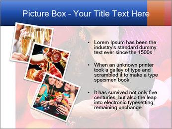 Celebrating Woman PowerPoint Template - Slide 17