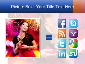 Celebrating Woman PowerPoint Template - Slide 21