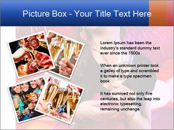 Celebrating Woman PowerPoint Template - Slide 23