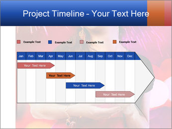 Celebrating Woman PowerPoint Template - Slide 25