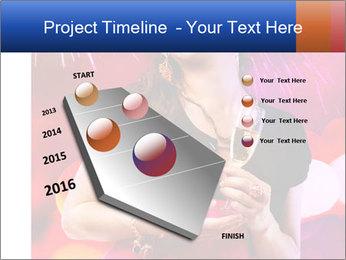 Celebrating Woman PowerPoint Template - Slide 26