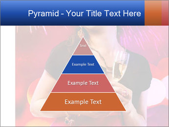 Celebrating Woman PowerPoint Template - Slide 30