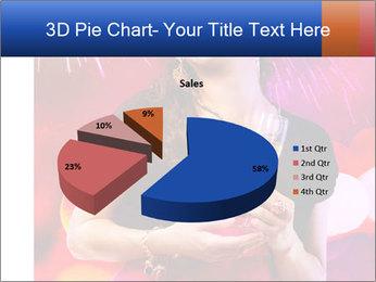 Celebrating Woman PowerPoint Template - Slide 35